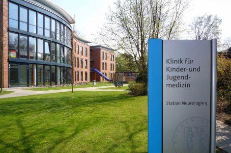Klinik für Kinder- und Jugendmedizin - St. Josef Hospital