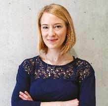 Dr. med. Caroline Gauch-Ayar